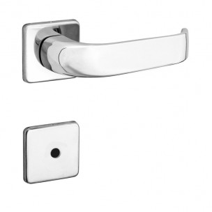 Fechadura para Banheiro Una 40mm ZC - Arouca