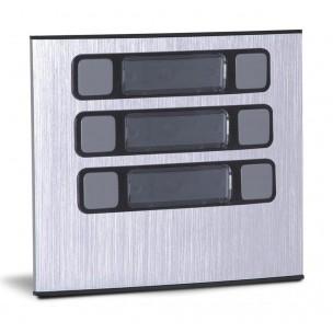 Módulo de 6 Botões para Porteiros Coletivos - HDL