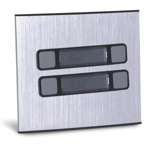 Módulo de 4 Botões para Porteiros Coletivos - HDL