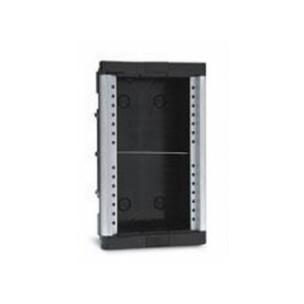 Gabinete Modular p/ Porteiro Eletrônico de Embutir 2 Módulos GE2 - HDL